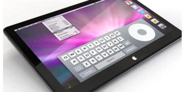 Apples Tablet-Computer kommt im März