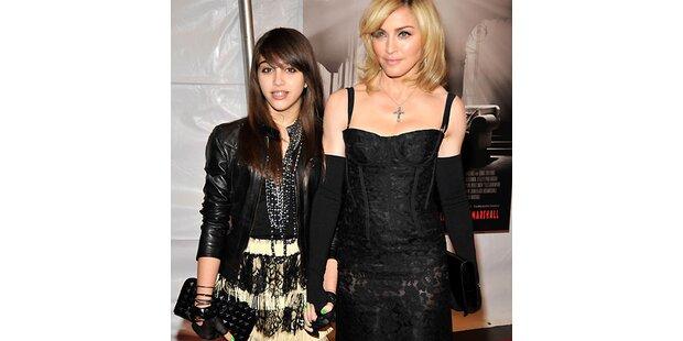 Das ist Madonnas schöne Tochter Lourdes