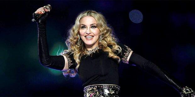 Madonna rockte Halftime-Show