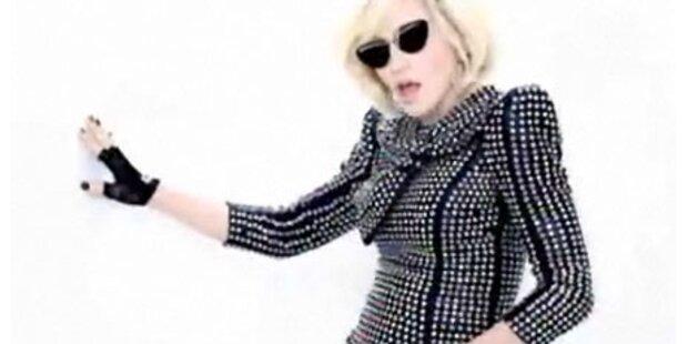 Madonna-Hit mit Lourdes und Jesus