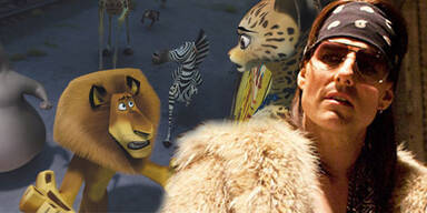 Rock of Ages, Madagascar 3