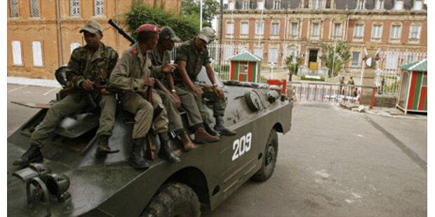 Opposition auf Madagaskar an der Macht