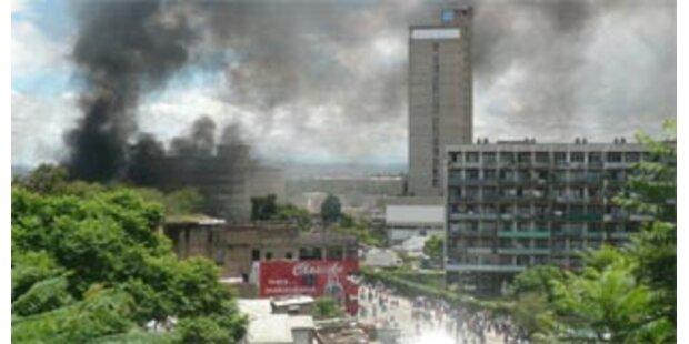 Schwere Zusammenstöße bei Protesten auf Madagaskar