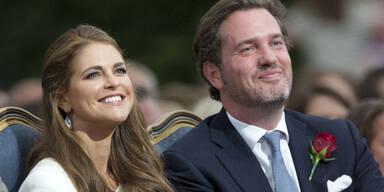 Prinzessin Madeleine von Schweden, Chris 'Neill