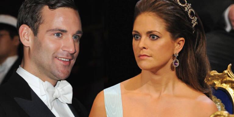 Madeleine: Stress wegen Hochzeit vom Ex