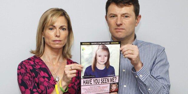 Maddie McCann: Erneuter Rückschlag für Eltern