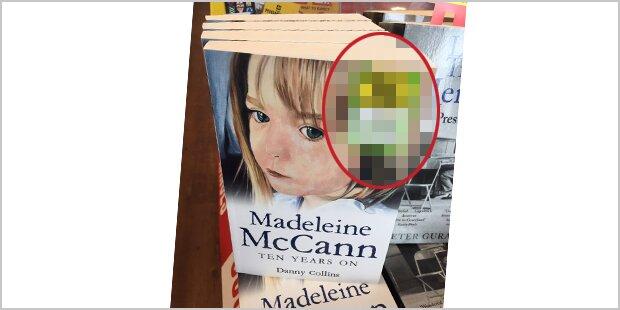 Maddie: Internet tobt wegen geschmacklosen Aufklebers