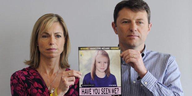 Polizei-Offensive im Fall Maddie McCann