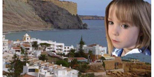 Polizei befragt Freunde von Maddies Eltern
