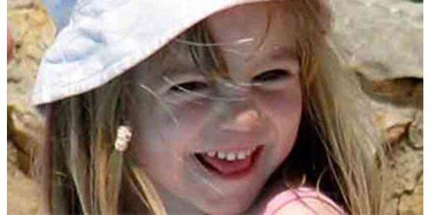 Neuer Verdächtiger im Fall Maddie McCann