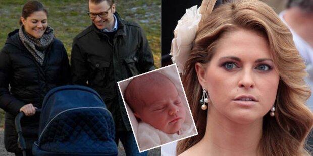 Madeleine: Keine Lust auf Baby Estelle?