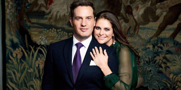 Madeleine verrät neue Hochzeits-Details