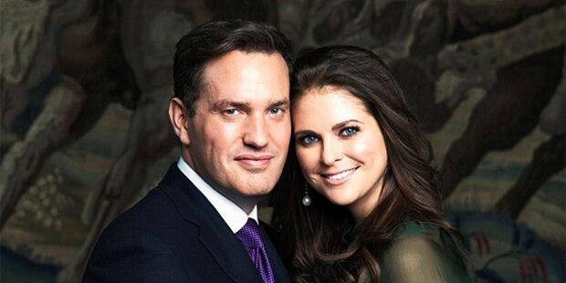 Madeleine: Adelstitel für Verlobten?