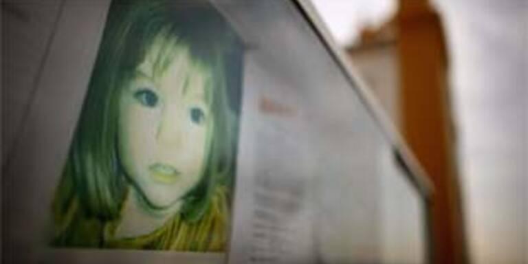 Inzwischen weltbekannt: Das Portrait der verschwunden Madeleine