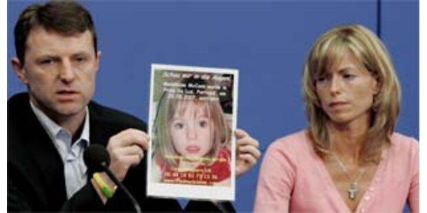 Jahrestag des Verschwindens von Madeleine