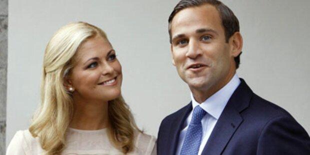 Krise bei Schwedens Prinzessin Madeleine