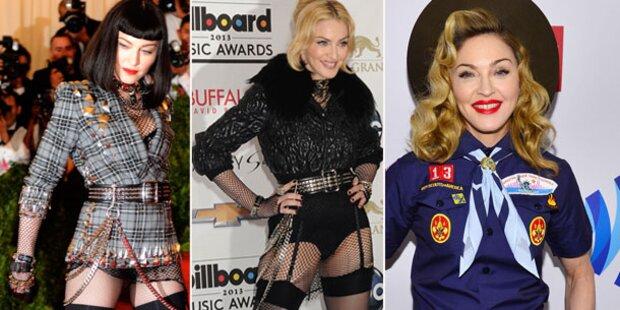 Was ist bloß mit Madonna los?