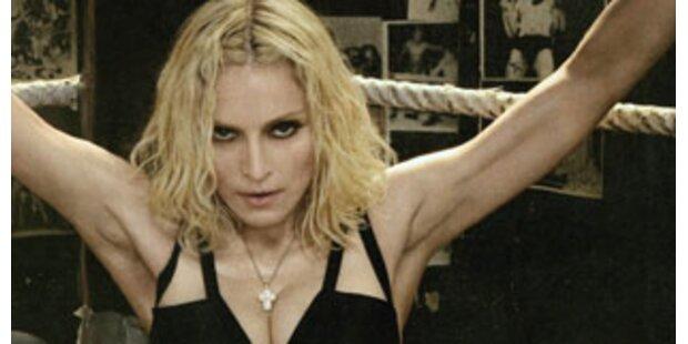 Madonna's erste