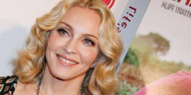 """Madonna macht jetzt auf """"Black Mamma"""""""