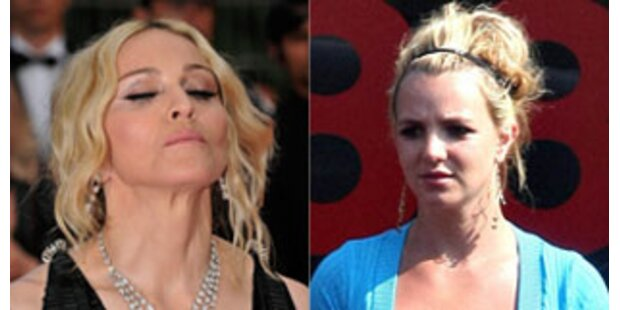 Madonna nimmt Brit unter ihre Tour-Fittiche