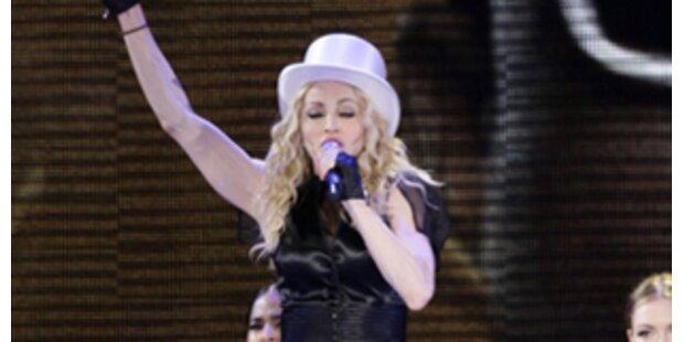 Das Madonna-Konzert im Live-Ticker