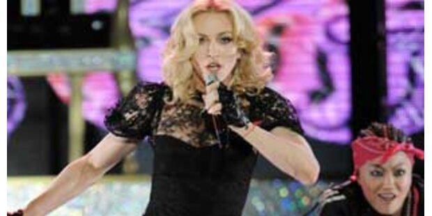 Madonnas Skandal-Show als ÖSTERREICH-DVD