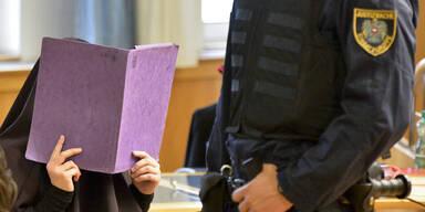 Terror-Prozess: Mädchen (16) freigesprochen