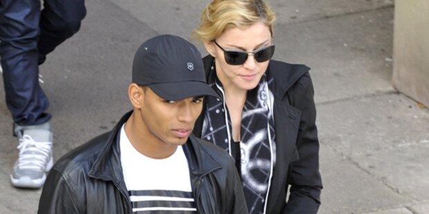 Madonna verabschiedet sich von Österreich