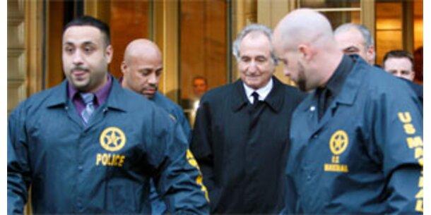 Milliarden-Betrüger vor U-Haft