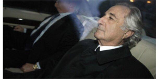 Madoff muss nicht in U-Haft