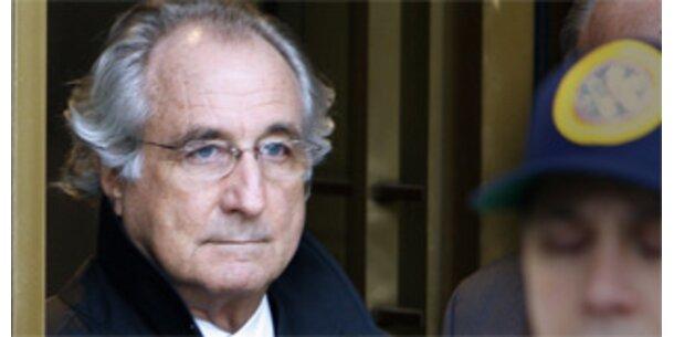 Madoff hat Gelder offensichtlich nie veranlagt