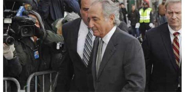 Madoff bleibt in U-Haft