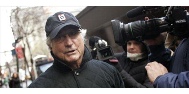 Madoff mit Fußfessel unter Hausarrest