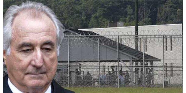 Madoff gewinnt erste Gefängnis-Prügelei