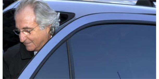 Bislang 950-Mio-Madoff-Gelder konfisziert