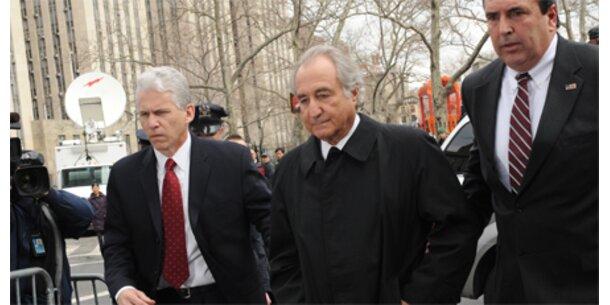 Madoff drohen 150 Jahre Knast