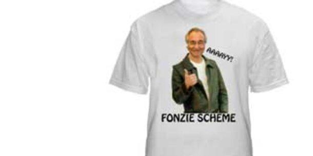 Madoff-Shirts bei eBay zum Verkauf