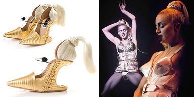 Blond Ambition-Schuh von Kobi Levi