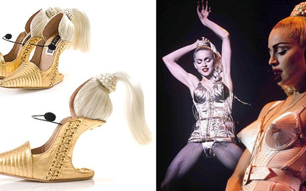 Kobi Levi designt Madonna-Schuhe