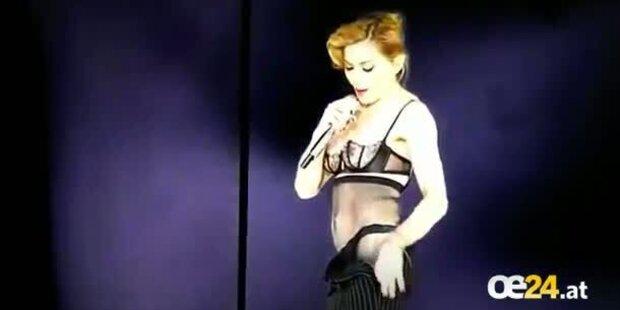 Madonnas nächste Skandal-Show in Paris