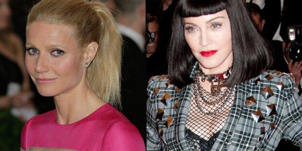 Madonna: Zickenkrieg mit Gwyneth