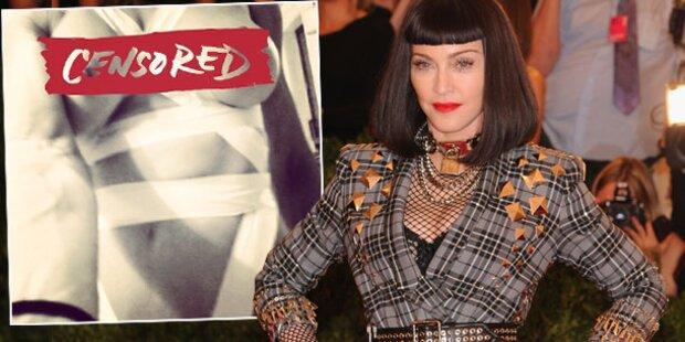 Madonna wurde von Met Gala ausgeladen