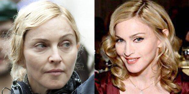 Madonna: Wann stehst du zu deinem Alter?