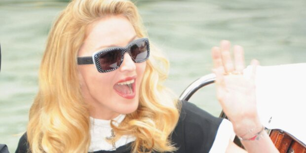 Biennale: Madonna zeigt Liebes-Story