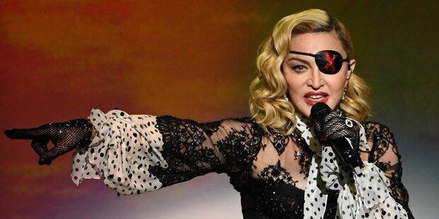 Madonna lässt Fans dreieinhalb Stunden warten
