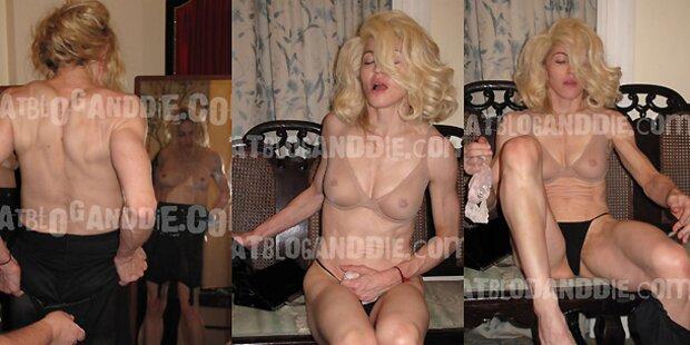 Madonna: Nacktfotos aufgetaucht