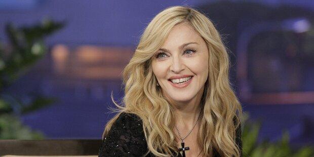 Madonna (61): Aufregung um Nackt-Foto auf Instagram