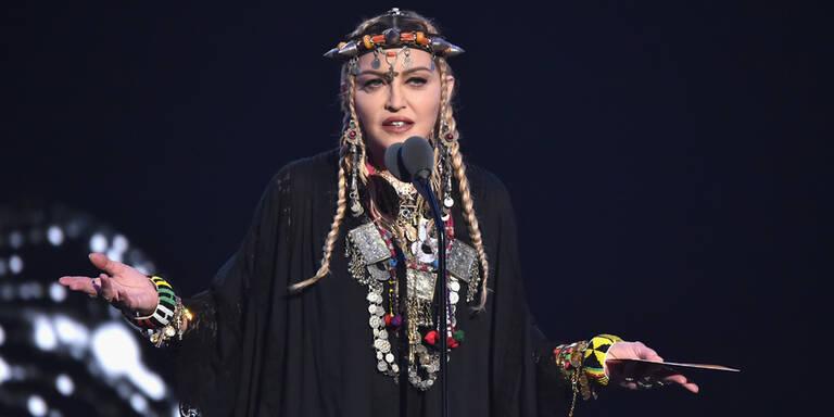 Shitstorm wegen Rede: Das sagt Madonna