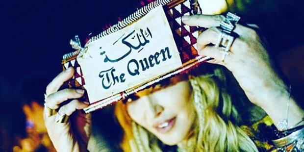 Madonna ist 60 - so feiert sie!
