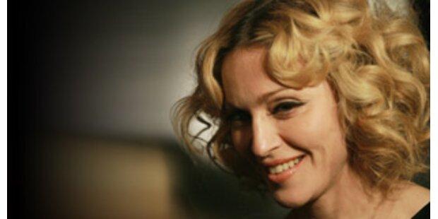 Madonna ist bestverdienende Frau im Musikgeschäft